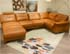 Stressless E300 Royalin TigerEye Leather Sectional