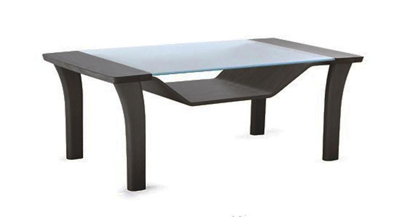 Ekornes Stressless Windor Wood Glass Coffee Table Ergonomic Furniture