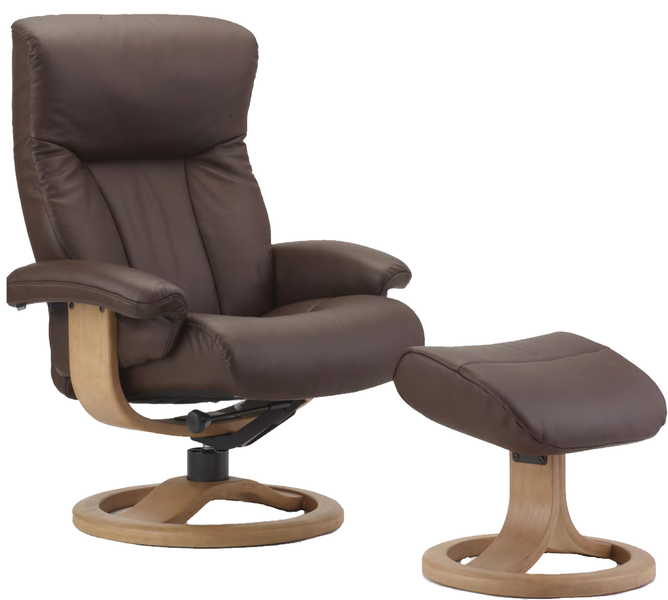 Fjords Scandic Recliner Chair R