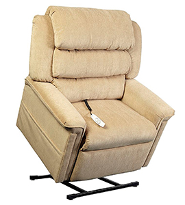 Windermere Carson NM1450 Three Position Electric Power Recliner Lift Chair By