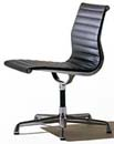 Eames Aluminum Group Side Chair by Herman Miller