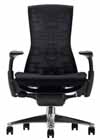 Herman Miller Embody Home Office Task Chair Parts