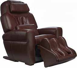 NEW Human Touch HT 1650 Premium Leather Massage Chair Massaging Recliner HT1650