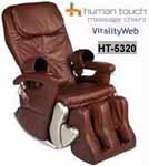 HT-5320 Human Touch Massage Chair Recliner