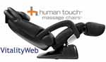 HT-7450 Human Touch Massage Chair