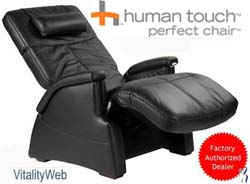 PC-085 Transitional Power Electric Human Touch Perfect Zero Gravity Perfect Chair Recliner