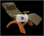 Silhouette Perfect Zero Gravity Recliner Video