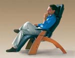 Silhouette Perfect PC-075 Electirc Power Recline Perfect Zero Gravity Recliner