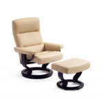 Stressless Atlantic Medium Recliner Chair by Ekornes