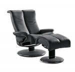 Stressless Blues Large Recliner Chair by Ekornes