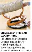 Stressless Recliners Chairs Elevator Ring