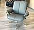 Stressless Medium City Low Back Leather Chair