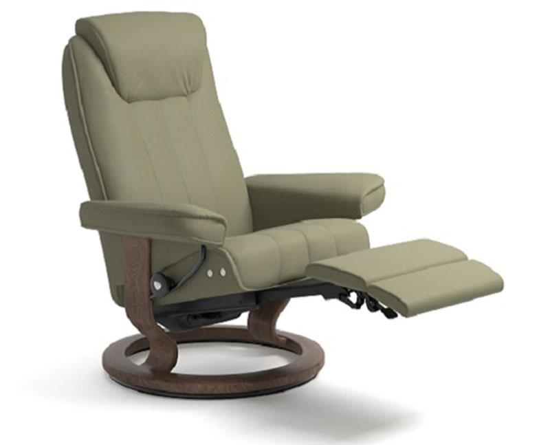 Superbe Stressless Bliss Power LegComfort Recliner