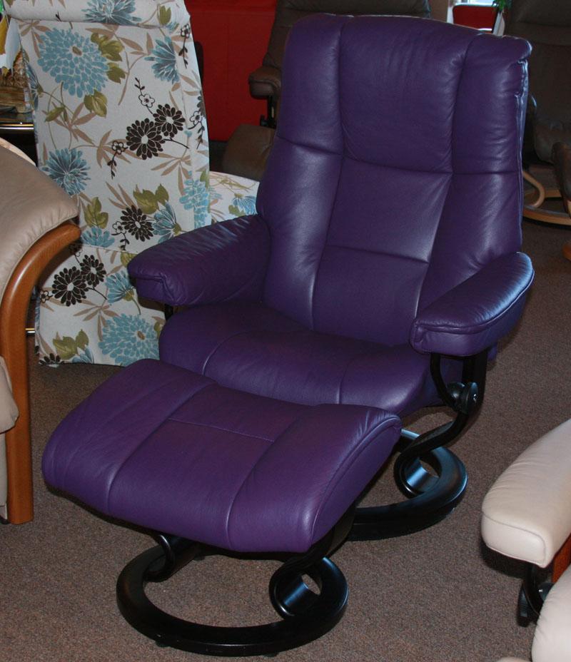 stressless kensington large recliner chair ergonomic lounger and