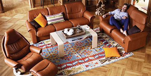 Pleasing Ekornes Stressless Liberty Low Back Sofa Ekornes Gmtry Best Dining Table And Chair Ideas Images Gmtryco
