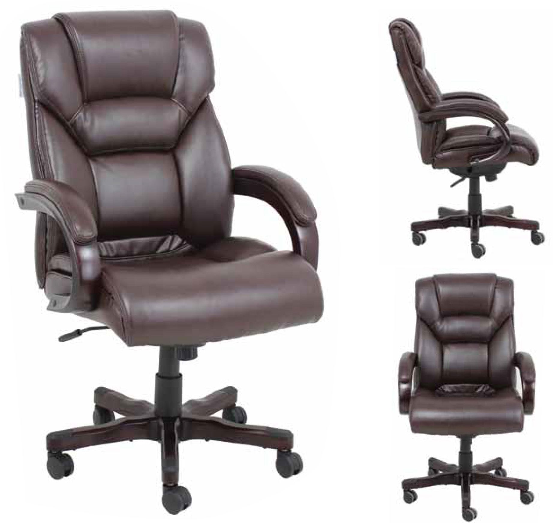 Barcalounger Neptune Ii Home Office Desk Chair Recliner Leather Recliner Chair Furniture Lounge Chair Recliners Chairs Sofas Office Chairs And Other Furniture