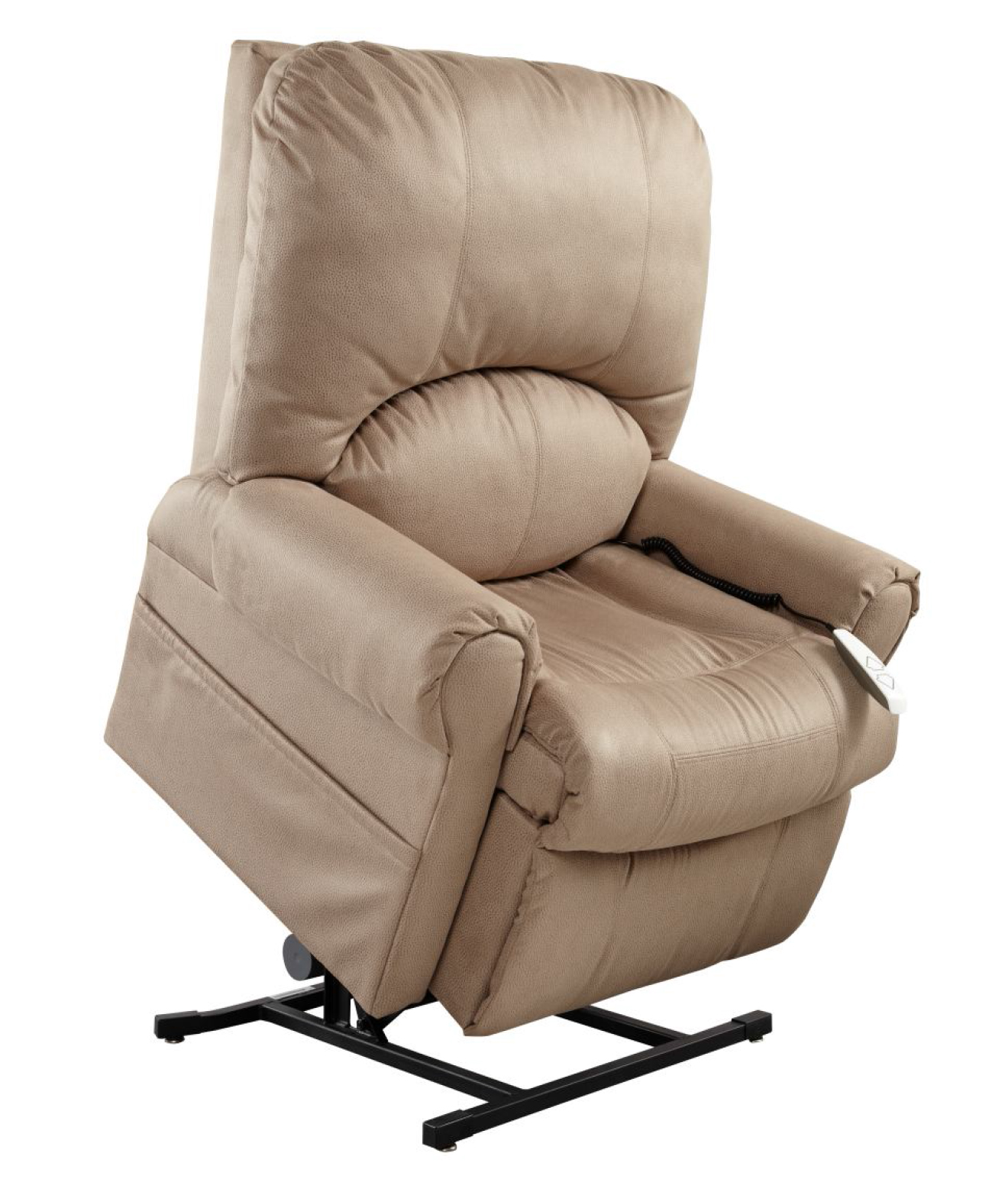Mega Motion AS-6001 Torch Electric Power Recline Easy Comfort Lift Chair Recliner  sc 1 st  BACKSTORE.COM & AS-6001 Torch Electric Power Recliner Lift Chair by Mega Motion ...