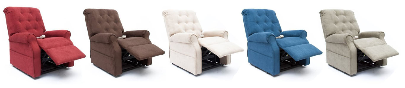 Colors Mega Motion LC-300 Electric Power Recline Easy Comfort Lift Chair Recliner  sc 1 st  BACKSTORE.COM & LC-300 Electric Power Recliner Lift Chair by Mega Motion - 3 ...