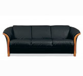 Manhattan 3 Seat Sofa and Sectionals from Ekornes Furniture