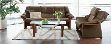 Granada High Back Sofa Loveseat Chair And Sectional By Ekornes