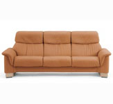 Paradise Stressless 3 Seat Sofa and Sectionals from Ekornes Furniture