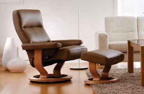 Tremendous Ekornes Stressless Atlantic Pacific Recliner Chair Lounger Creativecarmelina Interior Chair Design Creativecarmelinacom
