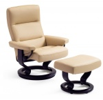 Stressless Pacific Large Recliner Chair by Ekornes
