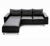E200 Stressless 3 Seat Sofa and Sectionals from Ekornes Furniture