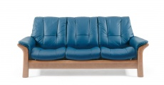 Stressless Windsor Low Back Sofa, LoveSeat, Chair and Sectional by Ekornes