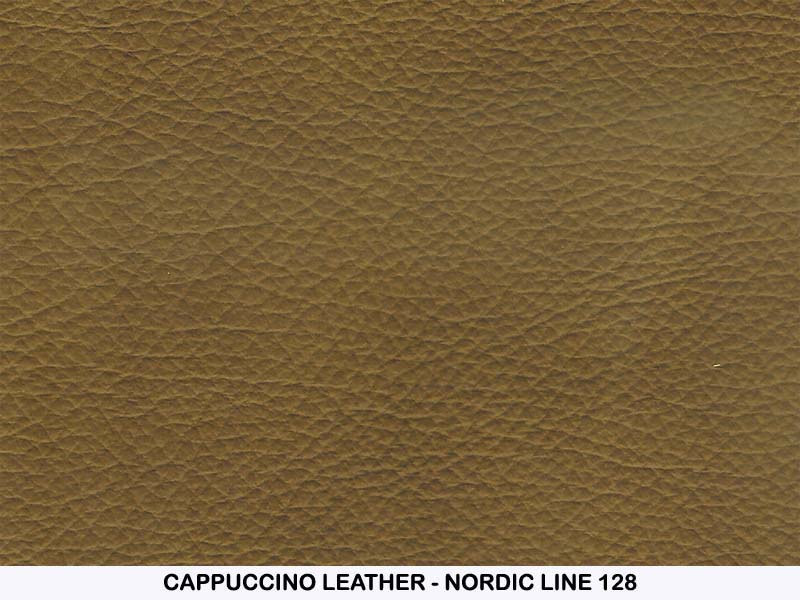 Fjords Cappuccino Nordic Line Leather