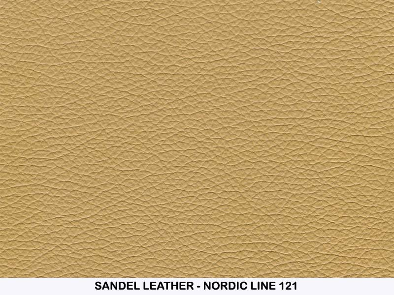 Fjords Sandel Nordic Line Leather