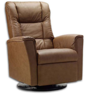 Fjords 855 Urke Ergonomic Swing Recliner Chair Norwegian Scandinavian Lounger