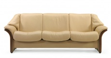 Stressless Eldorado 3 Seat Low Back Sofa by Ekornes