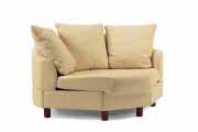 Stressless Eldorado Low Back Medium Corner by Ekornes