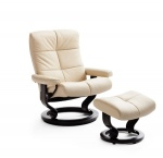 Stressless Large Oxford Recliners Chairs Stressless Oxford Large Recliner by Ekornes