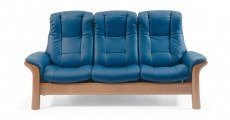Stressless Windsor 3 Seat High Back Sofa (Medium), LoveSeat, Chair and Ottoman